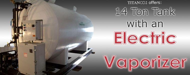 Used Cryogenic Tanks and Used CO2 Tanks | TitanCO2, Inc